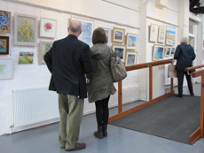 Exhibition in Henley