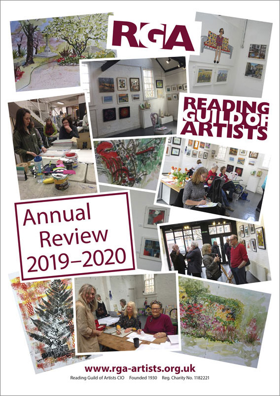 Annual Review cover 2019-2020